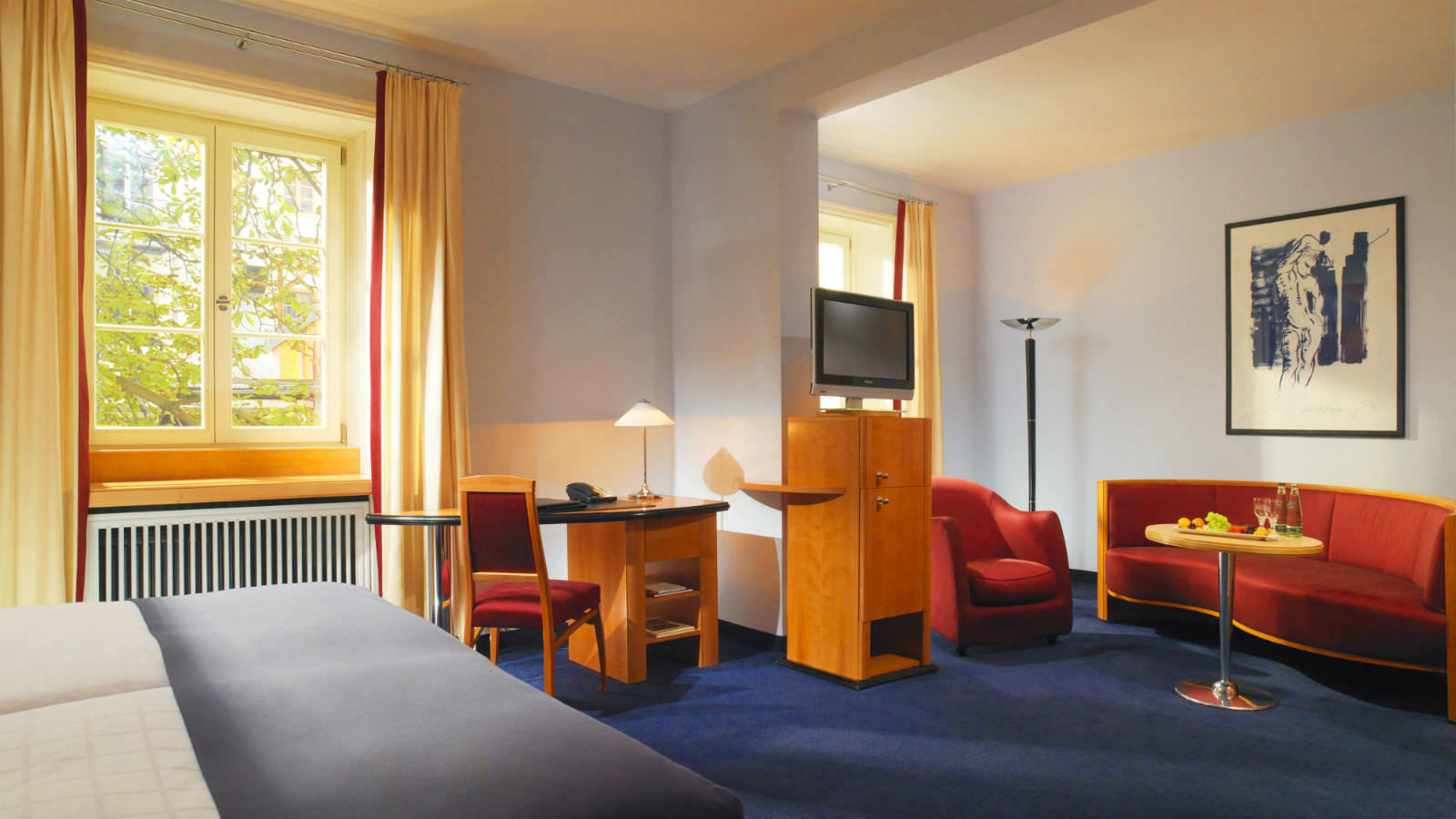 Junior Suite at Hotel Elephant Weimar