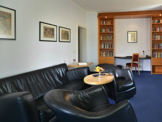 Accommodation Weimar: Grand Deluxe Suite