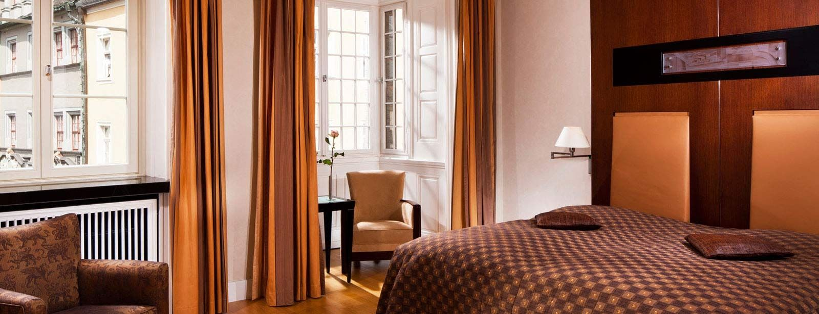 Thomas-Mann-Suite at Hotel Elephant Weimar