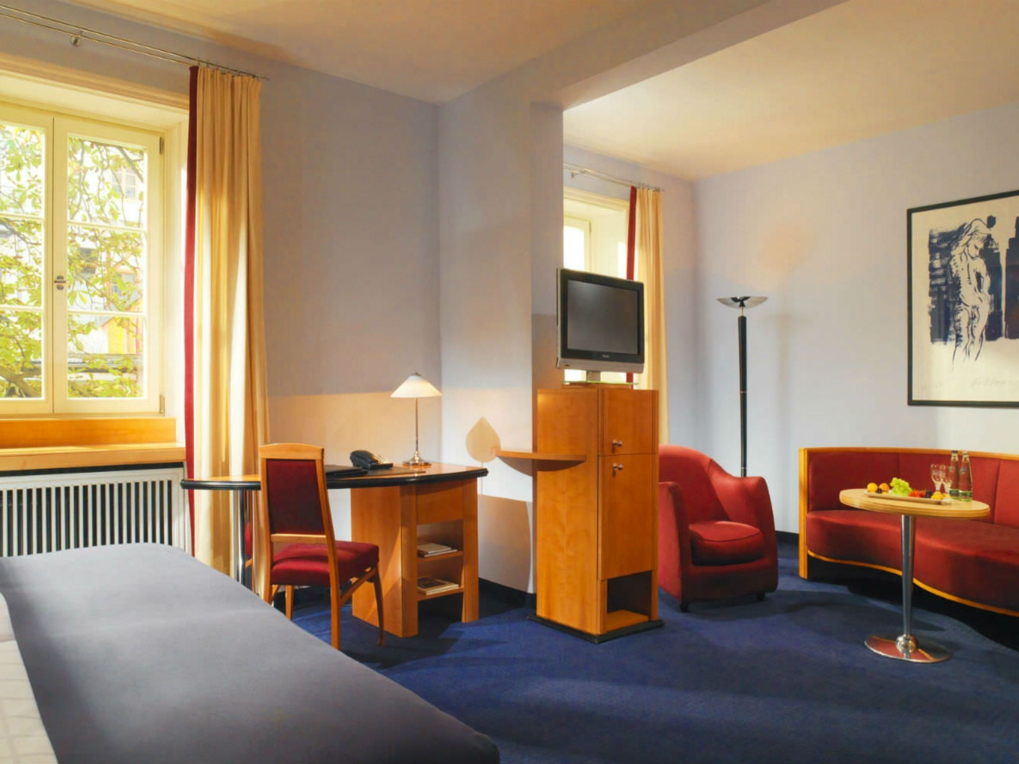 Junior Suite im Elephant Hotel Weimar
